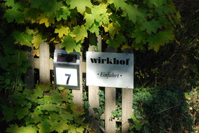 Wirkhof in Strücken