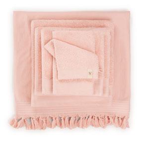 Walra handdoeken roze