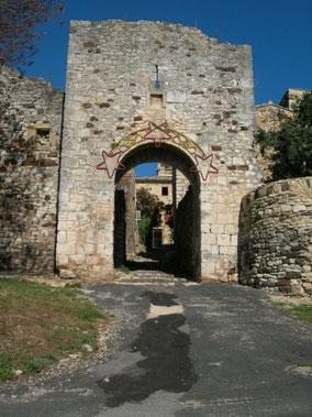 Porte sarasine