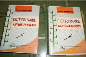 Dictionnaire Kanyok Français