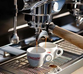 Galerie Kaffeezubereitung