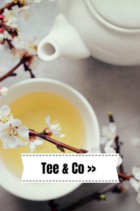Tee und Zubhör