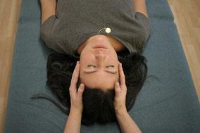 R.E.S.E.T. Kieferbalance - Entspannung für Kiefermuskulatur und Kieferglenk © Claudia Stift - Cranio Sacral Balancing