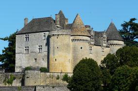 CHATEAU DE FÉNELON - Activités au environs des locations de vacances Les Demeures des châteaux du Périgord Noir