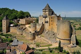 Chateau de DE CASTELNAUD - Activités au environs des locations de vacances Les Demeures des châteaux du Périgord Noir