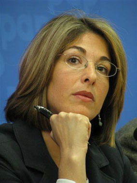 "Die Autorin des Buches ""This Changes Everything"" Naomi Klein"