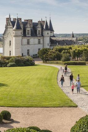Le Chouette Refuge - Vacances en Val de Loire - Château royal d'Amboise ©DR