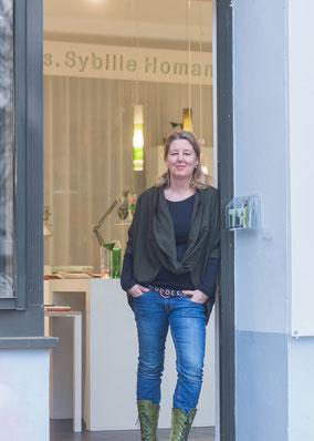 Glas Sybille Homann Kleine Freiheit Hamburg
