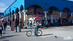 The Michaels, Californien, Mietwagenrundreise
