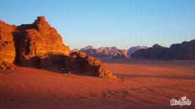The MIchaels, Seidenstrasse, Wadi Rum, Petra, Mietwagenrundreise Jordanien
