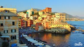 The Michaels, Rundreise, Italien, Ligurien Cinque Terre