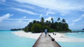 The Michaels, Malediven, Wasserflugzeug, Paradies, Strand, Wasserbungalow Malediven