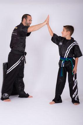 Kinder Selbstverteidigung für Grundschulkinder in Oldenburg, Karate, kungfu, kickboxen, judo,