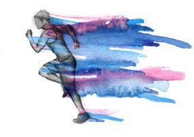 L'accompagnement en digipuncture permet au sportif de se découvrir de nouvelles énergies et ressources physiques