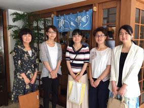 西井さんのリクエストが和食ということで、山の上ホテルの天ぷら屋さんに伺いました。