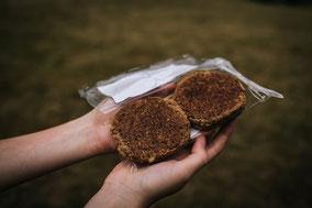 Superhero Burger Wheaty vegan fleischlos