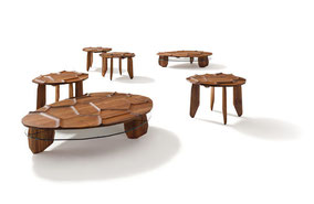 Couchtisch Salontisch Beistelltisch Holz Massivholz Holz-Salontisch Holz-Couchtisch Holzbeistelltisch Team 7 Team7