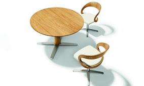 Team7 Auszugstisch Girado Massivholztisch Holztisch Team7-Tisch Esszimmermöbel Tisch Esszimmer