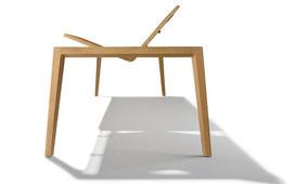 Team7 Auszugstisch Mylon Massivholztisch Holztisch Team7-Tisch Esszimmermöbel Tisch Esszimmer