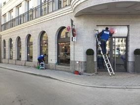 Unterhaltsreinigung-München-Gebäudereinigung
