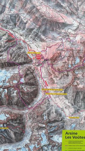 Cascade du Pas d'Anna Falque