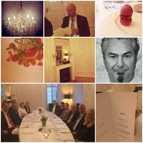 Fachvortrag der Firma Wirtschaftsimpuls in der Speisemeisterei von Frank Oehler in Stuttgart