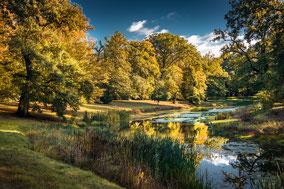 Landschaftsfotografie Deutschland, Dessau, Luisium