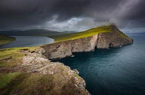 Landschaftsfotograf Sebastian Kaps aus Deutschland, Färöer, Slaverock, Traelanipan