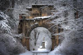 Landschaftsfotografie Deutschland, Dessau, Weißer Bogen