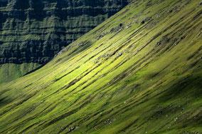 Landschaftsfotograf Sebastian Kaps aus Deutschland, Färöer, alles grün
