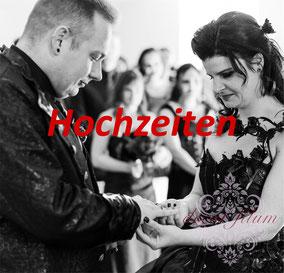 link zu Hochzeitsoutfits fur Braut und Bräutigam,  gothic, historisch, fantasievoll und ganzindividuell von decor fium angefertigt