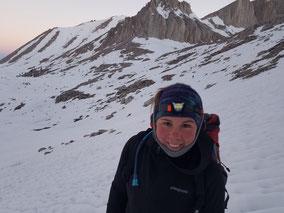 Aufstieg Mount Whitney um 4 Uhr morgens