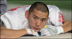 Defensive Back: Masashi Fujimoto