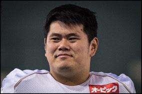 Defensive Line: Hiroaki Nakazato
