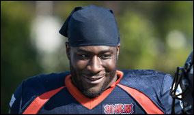 Quarterback: Devin Gardner