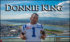 Donnie King Interview
