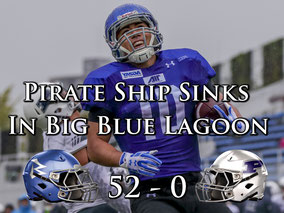 Big Blue (52) - (0) Pirates