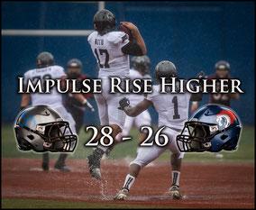 Impulse (28) - (26) Rise