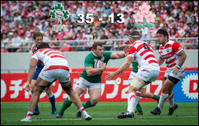 Japan -v- Ireland (June 24th - Tokyo)