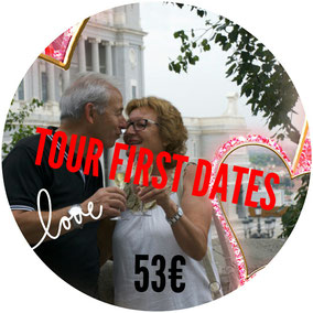 Tour First Dates en 600
