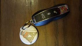 Llave de Porsche Macan S Madrid