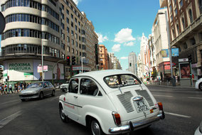 Gran Via Tour Madrid