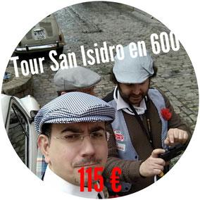 TOUR SAN ISIDRO EN 600