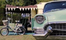 Emplacements tentes, caravanes et camping-cars