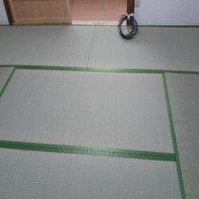 大阪市福島区 畳替え 施工例