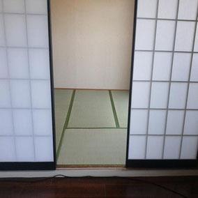大阪市都島区 畳の張り替え 施工後