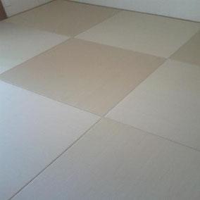 東レ 敷楽 ベージュ使用 琉球畳