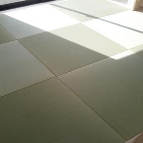 琉球畳(縁無畳)