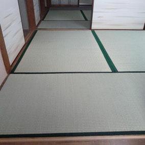 大阪市淀川区 畳の張り替え 施工例