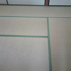 畳の張り替え 施工前 拡大します
